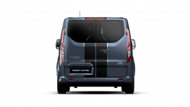 2020 MY20.5 Ford Transit VN Custom Sport 320S SWB Van image 4