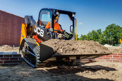 New JCB 215T Compact Track Loader
