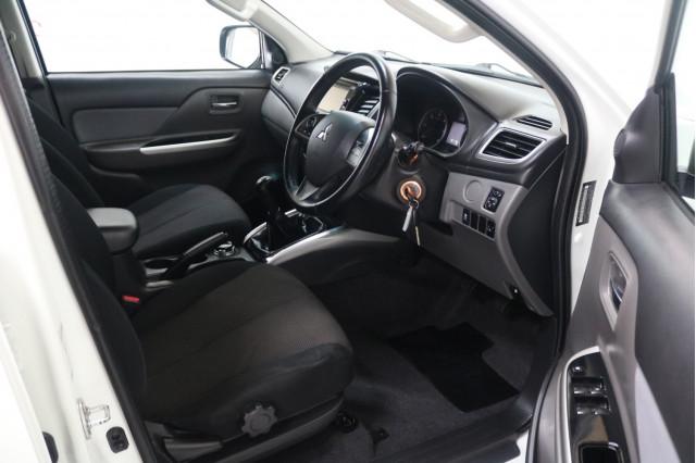2016 Mitsubishi Triton MQ MY16 GLS Utility Image 4