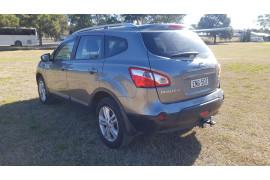 2013 MY12 Nissan DUALIS J107 Series 3 +2 ST Hatch Image 5
