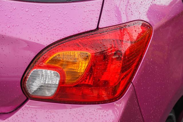 2014 Mitsubishi Mirage LA MY14 LS Hatchback Image 14