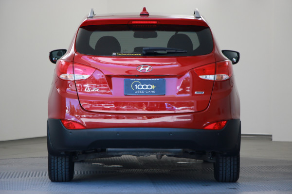 2013 Hyundai ix35 LM2 Highlander Wagon Image 4
