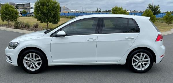 2017 MY18 Volkswagen Golf 7.5  110TSI Hatchback Image 4