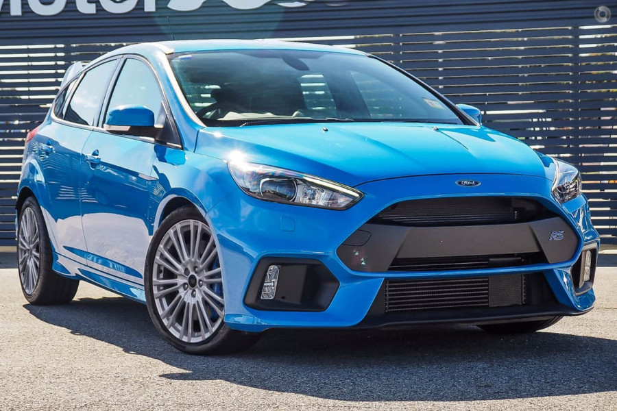 2017 MY17.5 (RS Model) Ford Focus LZ RS Hatchback