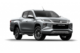 Mitsubishi Triton GLX-R Double Cab Pick Up 4WD MR