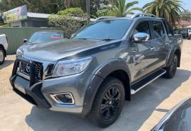 Nissan Navara STX Black Edition NAVDP4YA2STXB