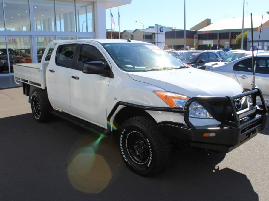 2015 Mazda BT-50 UP0YF1 XT Cab chassis - dual cab