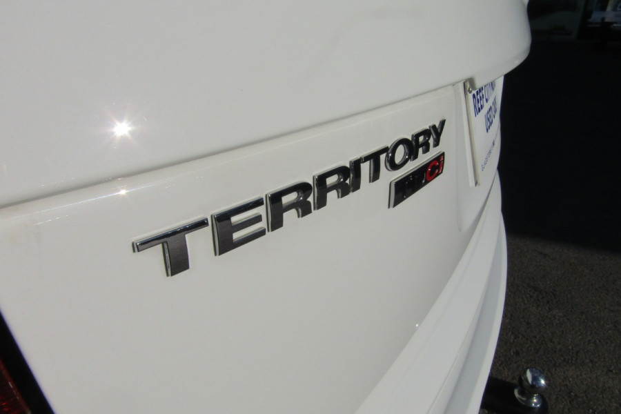 2014 Ford Territory SZ TITANIUM Wagon Image 24