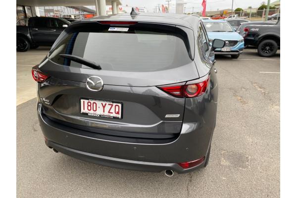 2019 Mazda CX-5 KF4WLA TOURING Suv Image 5