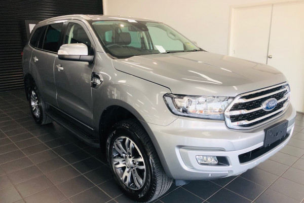 2019 Ford Everest UA II  Trend Suv