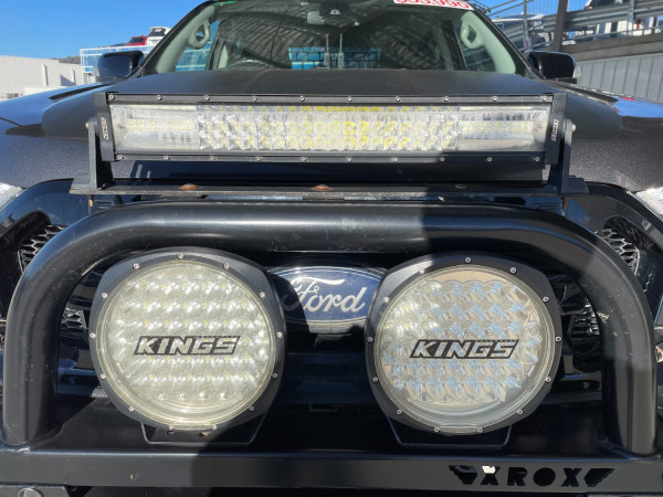 2017 Ford Ranger PX MkII 4x4 FX4 Special Edition Dual cab