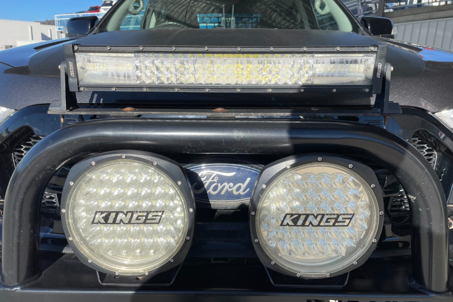 2017 Ford Ranger PX MkII 4x4 FX4 Special Edition Dual cab Image 12