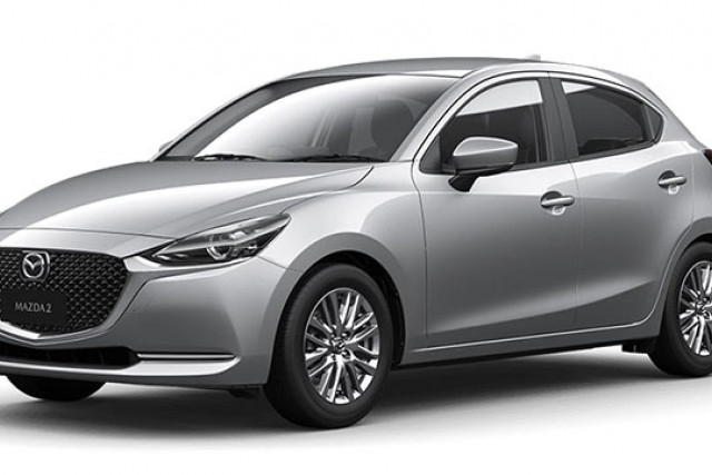 2020 Mazda 2 DJ Series G15 Evolve Hatchback