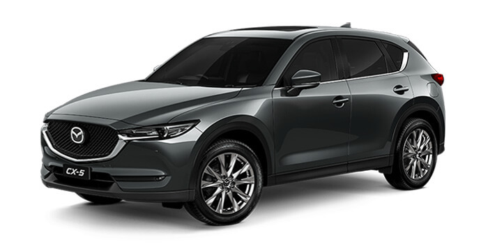 2019 Mazda CX-5 KF Akera Suv