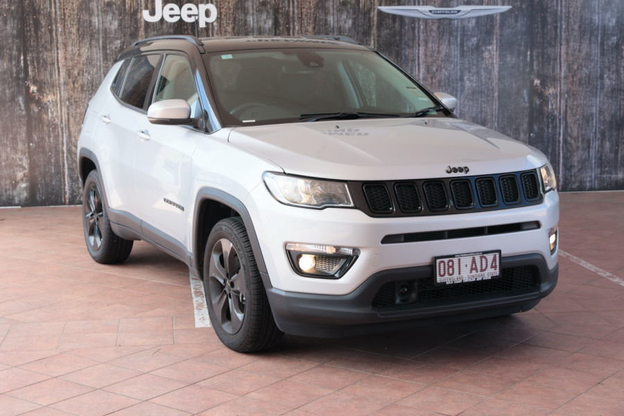 2020 Jeep Compass M6 Night Eagle Suv Image 1