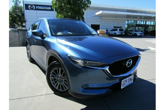 2017 Mazda CX-5 KF4W2A Touring SKYACTIV-Drive i-ACTIV AWD Suv