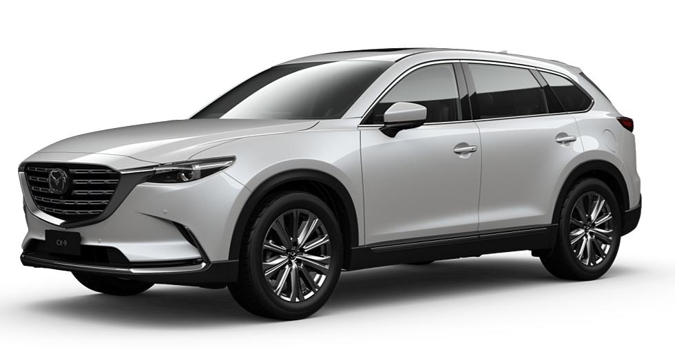 Mazda CX-9 <br>Azami <br>PERSONAL | BUSINESS