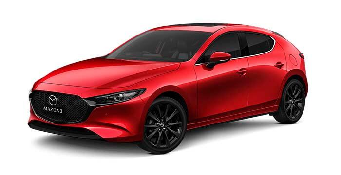 2020 MY19 Mazda 3 BP G25 Astina Hatch Hatchback