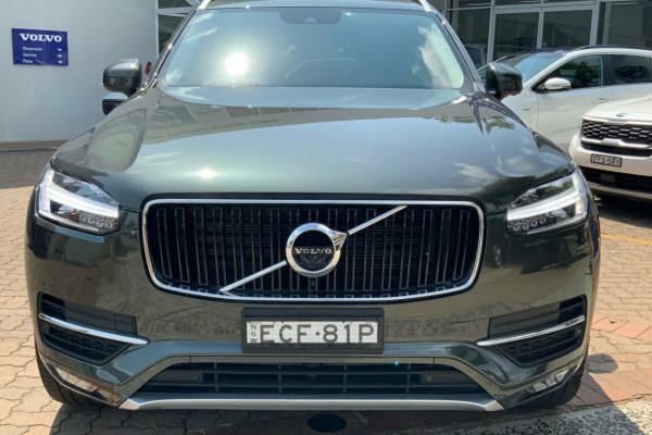 2018 MY19 Volvo XC90 256 MY19 D5 Momentum (AWD) Suv Image 2