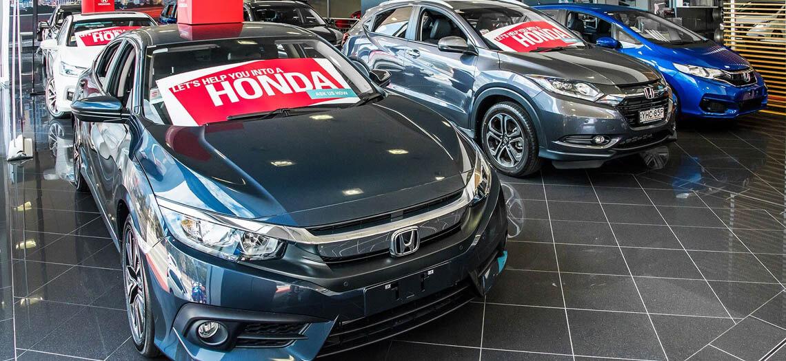 About Autosports Honda