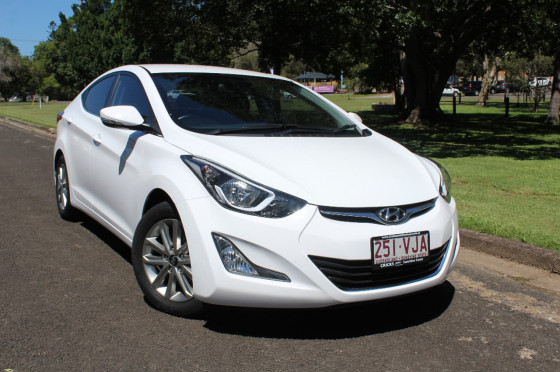 2014 Hyundai Elantra MD Sedan Sedan