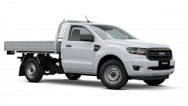 2020 MY21.25 Ford Ranger PX MkIII XL Low-Rider Single Cab Chassis Utility image 2