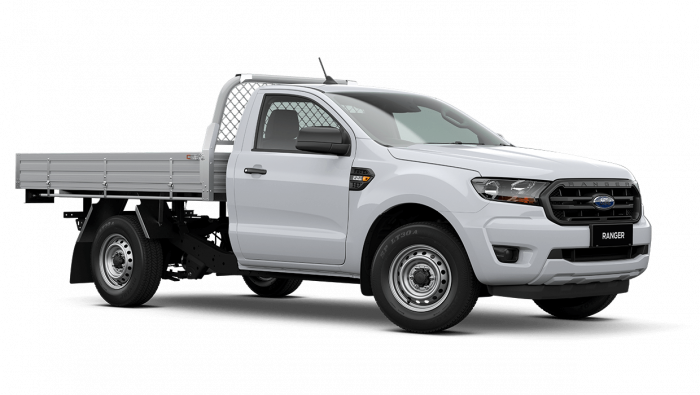 2020 MY20.75 Ford Ranger PX MkIII XL Low-Rider Single Cab Chassis Ute Image 2