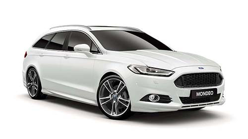 2017 MY18.25 Ford Mondeo MD Titanium Wagon Wagon