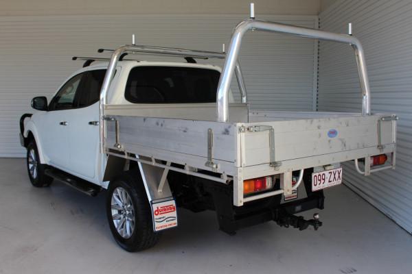 2015 MY16 Mitsubishi Triton MQ MY16 EXCEED Utility Image 4
