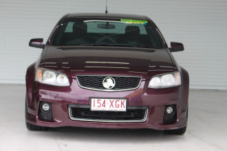 2012 Holden Commodore VE II MY12 SV6 Sedan