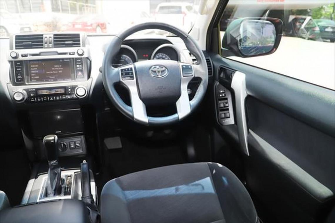 2016 Toyota Landcruiser Prado GDJ150R GXL Suv Image 12