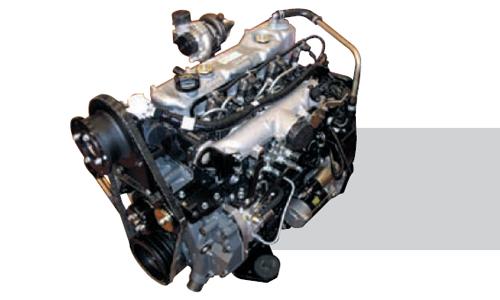 35/40/45/50 D-9S High Power Engine - HMC D4DD