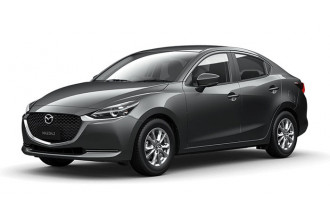 Mazda 2 G15 Pure Sedan DL Series