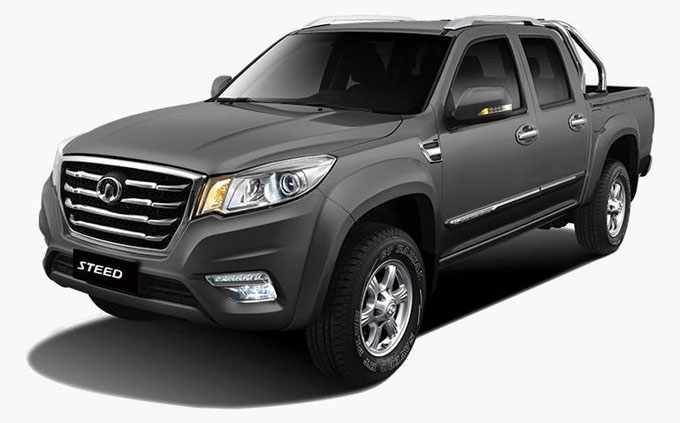 2018 Great Wall Steed NBP Double Cab Petrol Utility