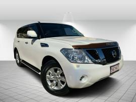 Nissan Patrol TI-L Y62