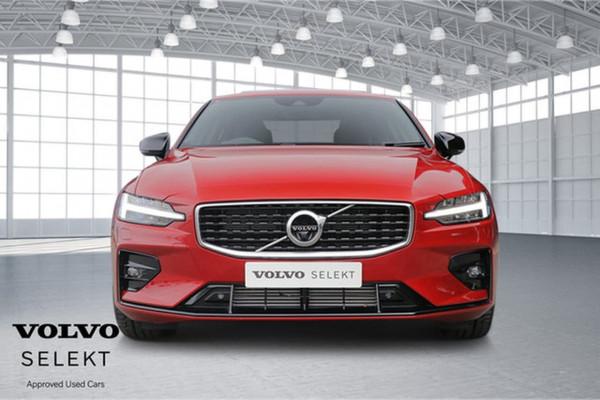 2019 Volvo S60 (No Series) MY20 T5 R-Design Sedan Image 4