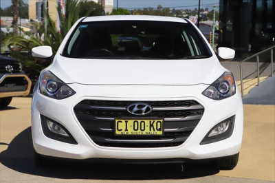 2016 Hyundai I30 GD4 Series II MY17 Active Hatchback Image 5