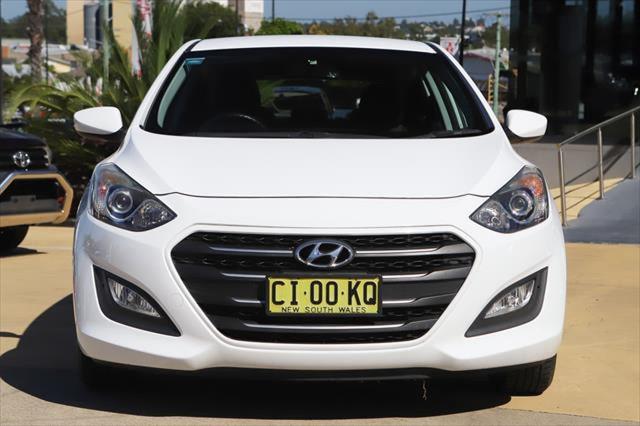 2016 Hyundai I30 GD4 Series II MY17 Active Hatchback Image 5