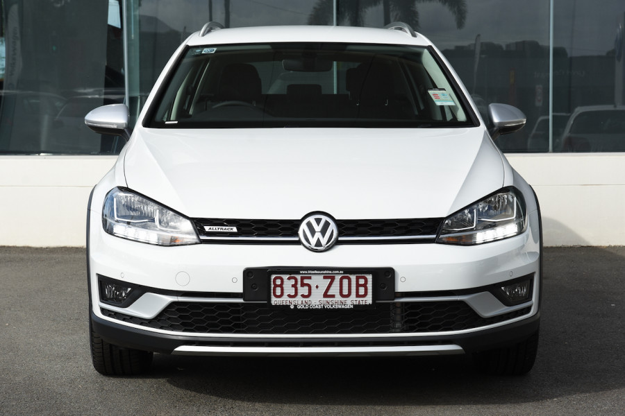 2019 Volkswagen Golf Alltrack 7.5 132TSI Wagon