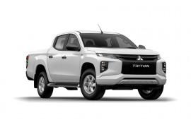 Mitsubishi Triton GLX Plus Double Cab Pick Up 4WD MR