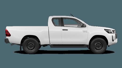 SR 4x2 Hi-Rider Extra-Cab Pick-Up