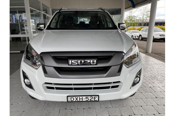 2018 Isuzu Ute D-MAX LS-T Utility - dual cab Image 2