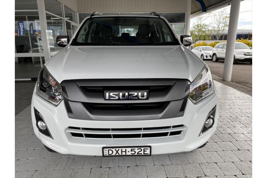 2018 Isuzu Ute D-MAX LS-T Utility - dual cab