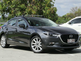 Mazda 3 SP25 SKYACTIV-Drive GT BN5238