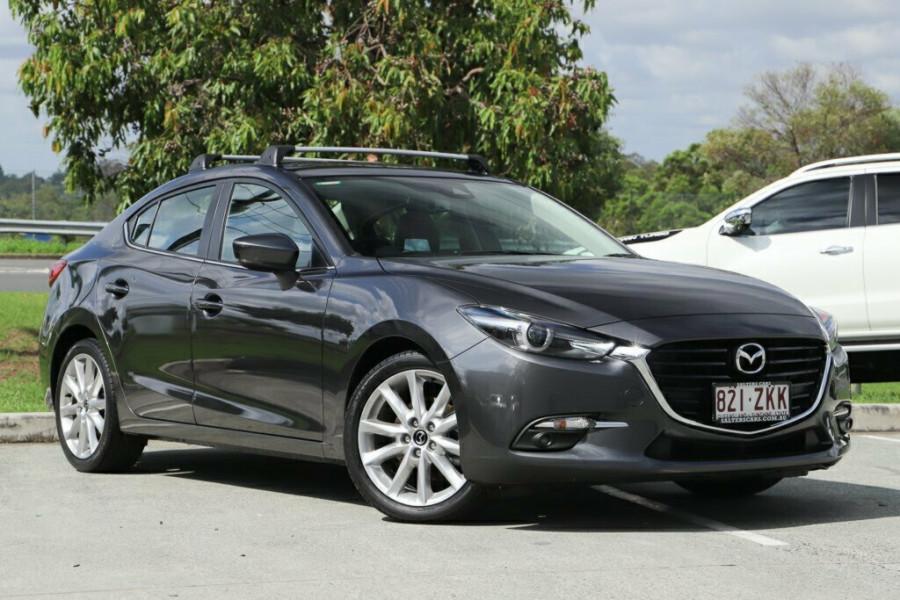 2017 Mazda 3 BN5238 SP25 SKYACTIV-Drive GT Sedan