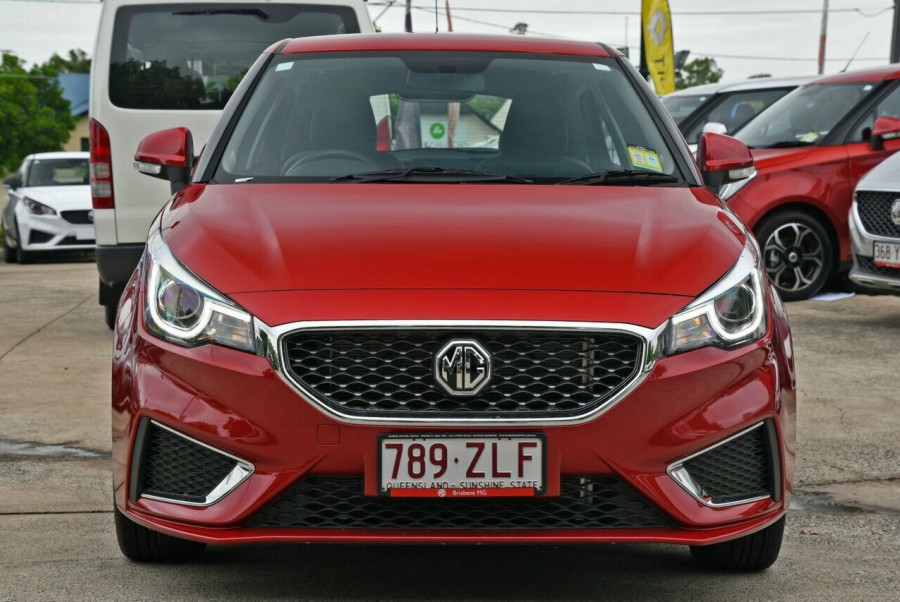 2019 MYte MG MG3 SZP1 Excite Hatchback