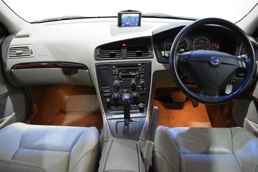 2004 Volvo S60 (No Series) MY04 SE Sedan