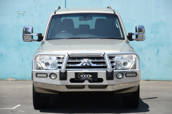 2009 Mitsubishi Pajero NT MY09 GLS Suv Image 2