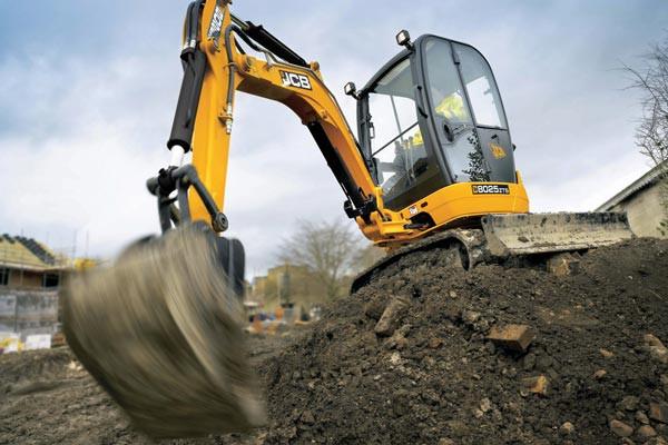 2021 JCB 8025 ZTS Mini Excavator (No Series) 8025 ZTS Mini Excavator Image 4