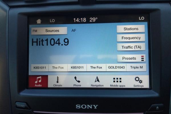 2016 Ford Mondeo MD TITANIUM Hatchback Mobile Image 13